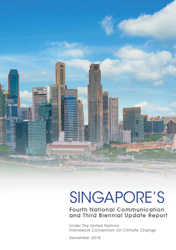 Singapore's National Communications and Biennial Update Reports